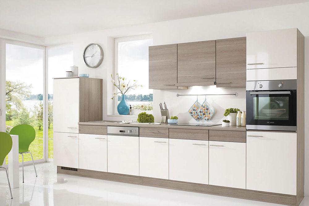 Бело деревяная кухня белая кухня с деревом фото 1, 1, Белая кухня из дерева Белая кухня из дерева на заказ