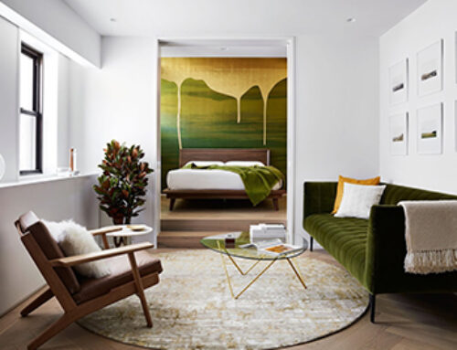 10 приемов для небольших квартир