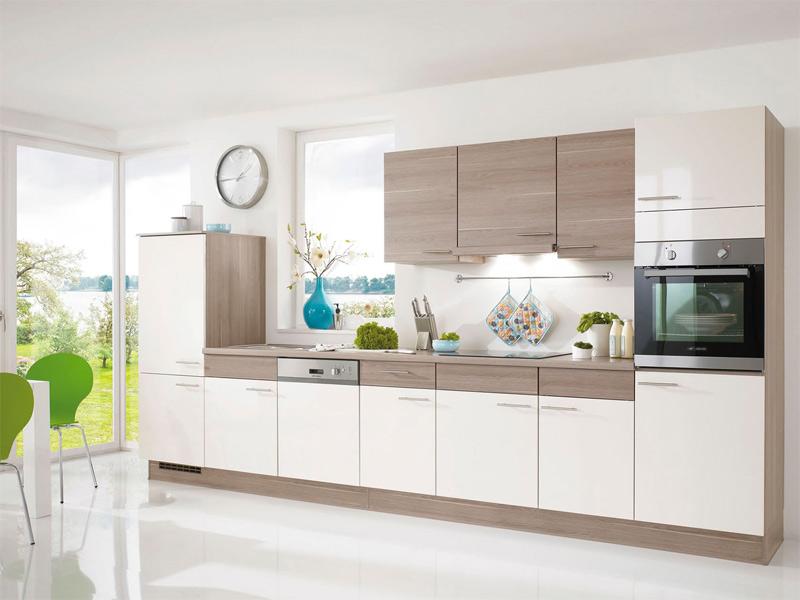 белая матовая кухня Киев