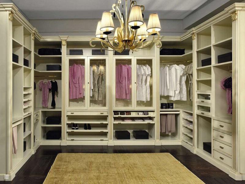 изготовление гардеробной Киев
