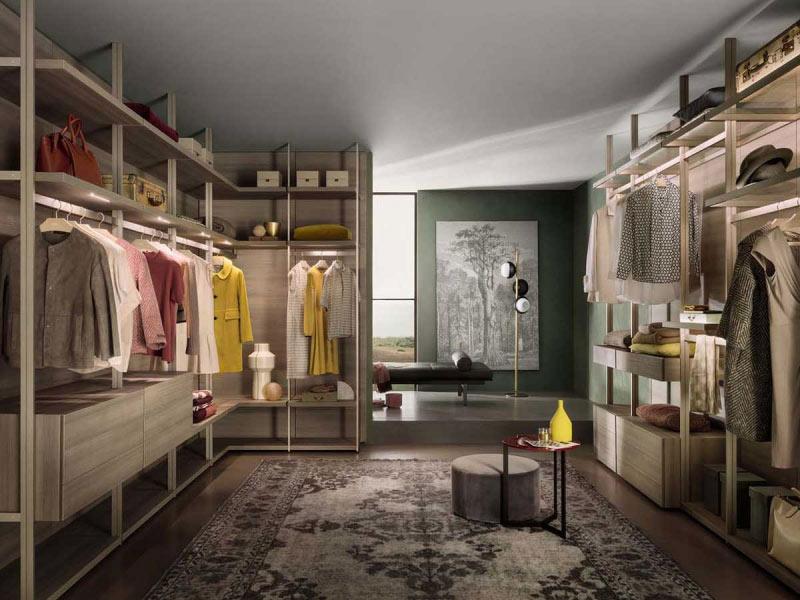 изготовление гардеробной мебели